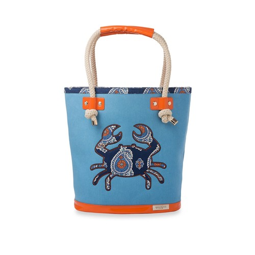 Crab Beach Bag