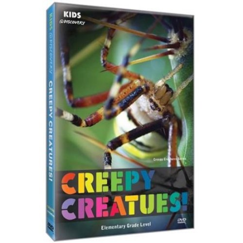 Kids At Discovery: Creepy Creatures!