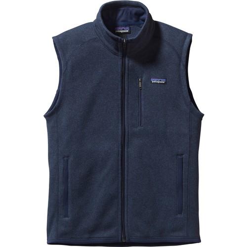 Patagonia Men's Better Sweater Vest [Classic Navy-CNY,Medium]