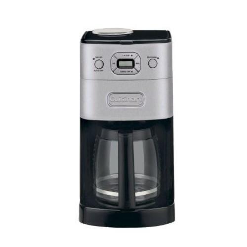 Cuisinart Grind \u0026 Brew 12-Cup Coffee Maker