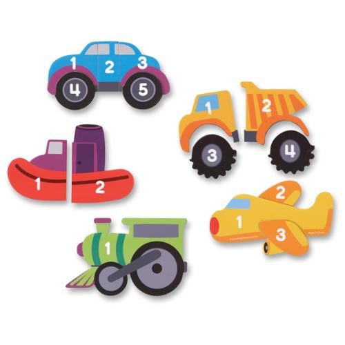 Learning Resources Jigsaw Puzzle - Skill Learning: Counting, Number Recognition (lrn-7726)