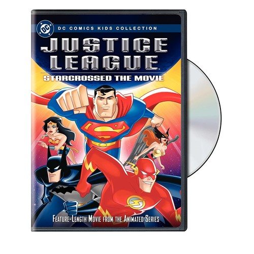 Justice League: Starcrossed - The Movie: Various: Movies & TV
