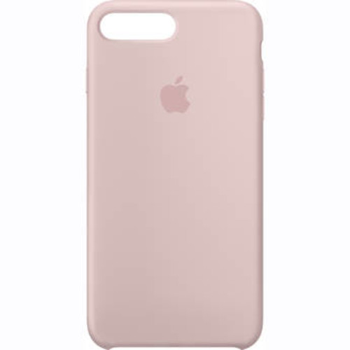 iPhone 7 Plus Silicone Case (Pink Sand)