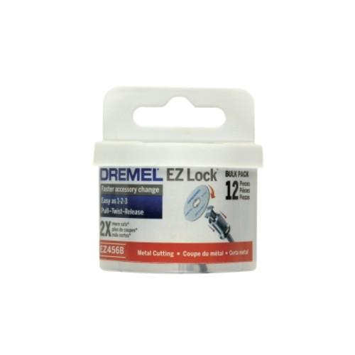 Dremel EZ Lock 1-1/2 in. Dia. x 1/8 in. thick Metal Cut-Off Wheel(EZ456B-01)