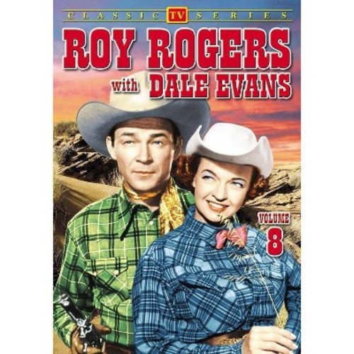 Roy Rogers with Dale Evans, Vol. 8
