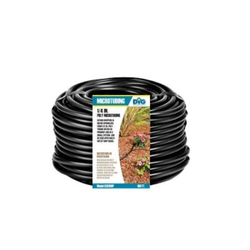 DIG 1/4 in. x 100 ft. Poly Tubing