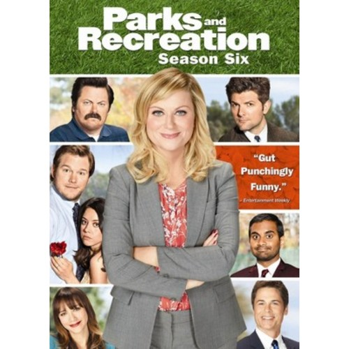 Parks and Recreation: Season Six [3 Discs] [DVD]