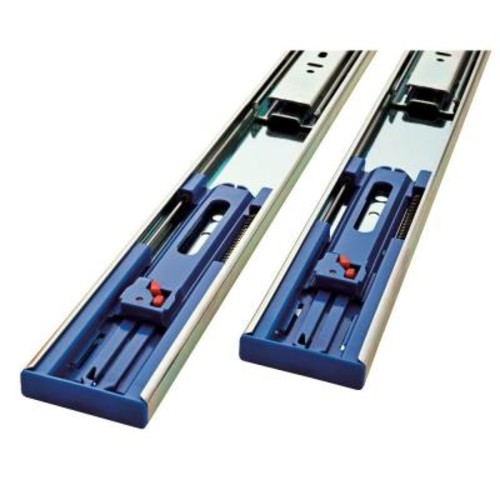 Liberty 24 in. Soft Close Ball Bearing Full Extension Drawer Slide (1-Pair)
