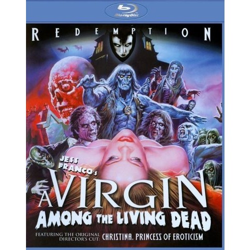 A Virgin Among the Living Dead [Blu-ray] [Eng/Fre] [1973]