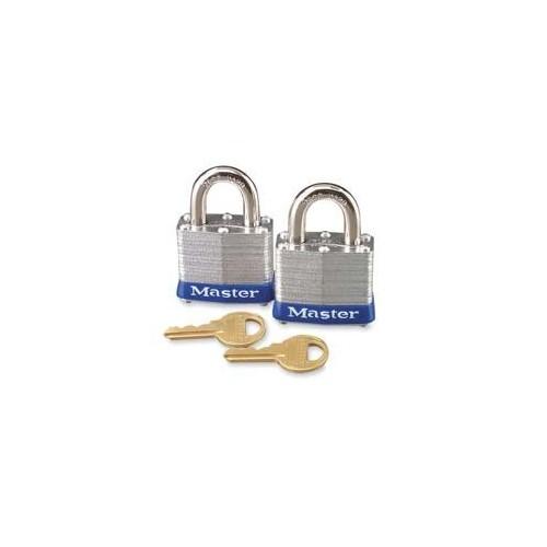 MLK3D - Master Lock High Security Keyed Padlock