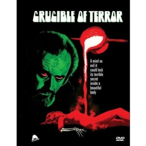 Crucible of Terror [DVD] [1972]