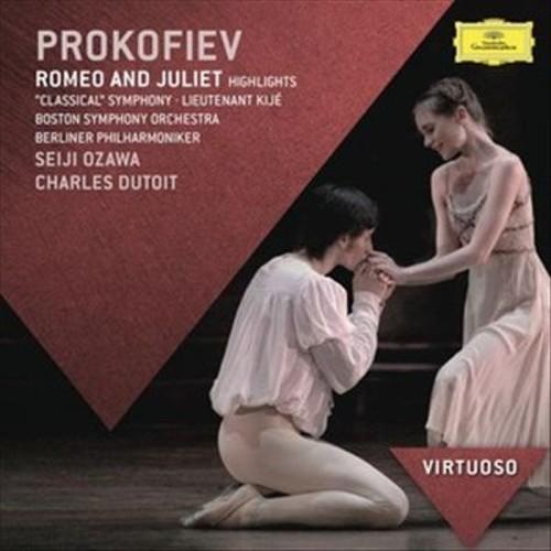 Prokofiev: Romeo & Juliet [Highlights] [CD]