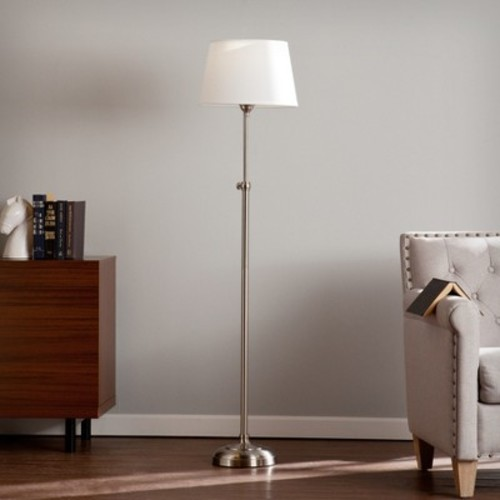 Danu Floor Lamp - Steel - Aiden Lane
