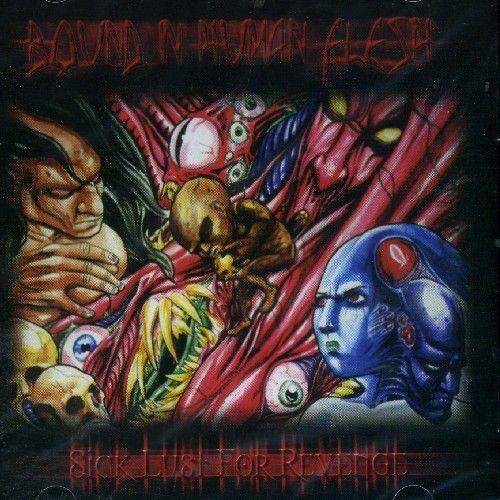 Sick Lust for Revenge [CD]