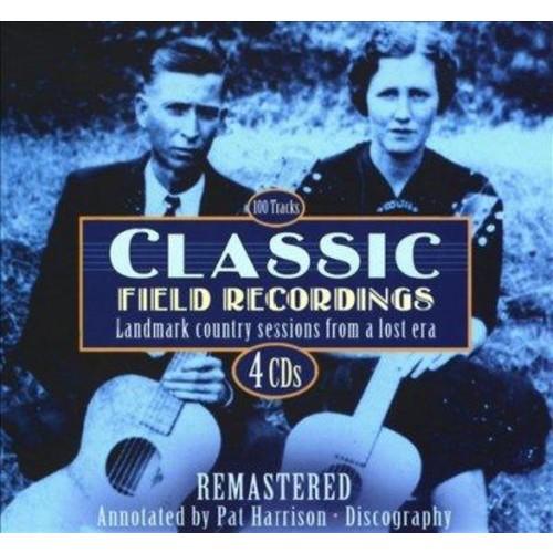 Various - Classic Field Recordings