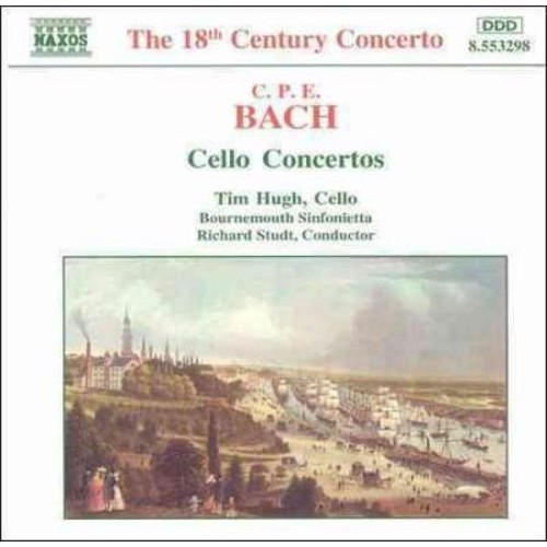 Various - Bach: Cello Concertos