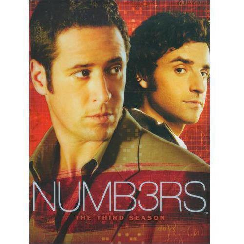 Numbers: The Complete Third Season ( (DVD))