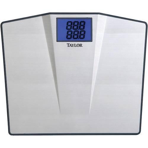 Taylor - High-Capacity Digital Scale - Gray