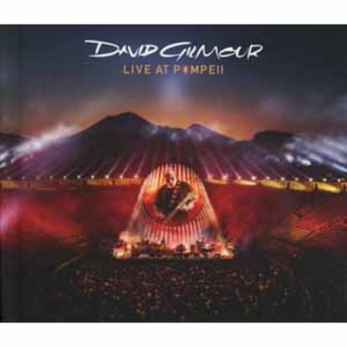 David Gilmour - Live At Pompeii (CD)