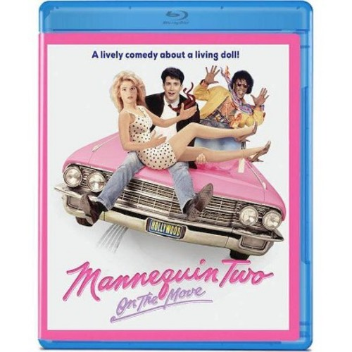 Mannequin Two: On the Move [Blu-ray] [1991]