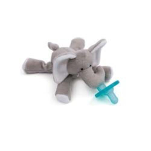 WubbaNub Mary Meyer Afrique Elephant Infant Pacifier