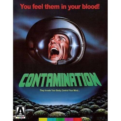 Contamination [2 Discs] [Blu-ray/DVD] [1981]