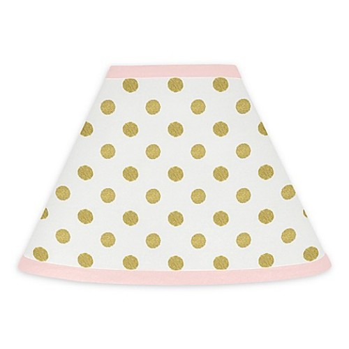 Sweet Jojo Designs Amelia Lamp Shade in Pink/G