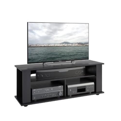 Bakersfield Ravenwood TV Component Stand Black 55