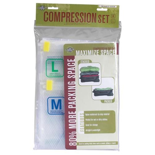 EAGLE CREEK Pack-It Compressor Set