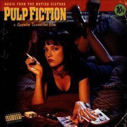 Various - Pulp Fiction (Ost) [Explicit Lyrics] (Vinyl)