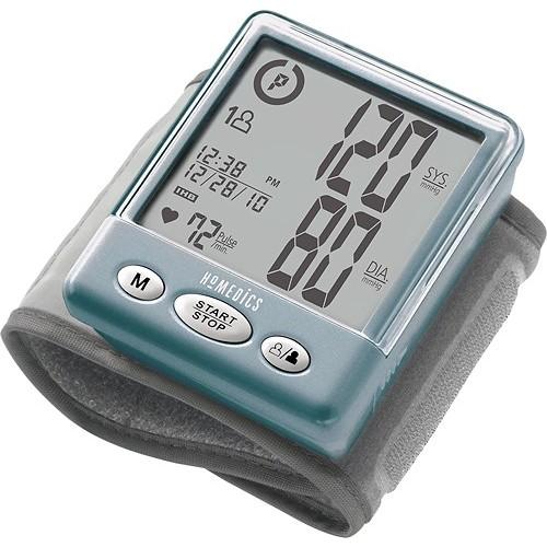 HoMedics - Automatic Wrist Blood Pressure Monitor - Green