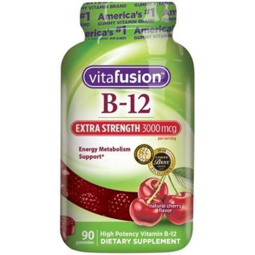 Vitafusion Extra Strength B12 Adult Gummies - 90 Count
