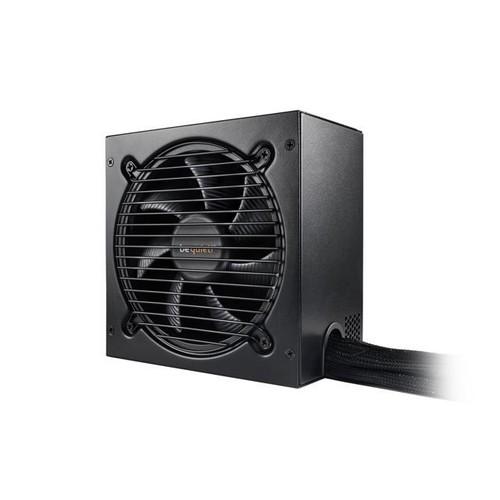 be quiet! Pure Power 10 400 Watt ATX 80 PLUS Silver Fixed Power Supply (BN272)
