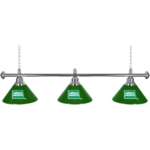 Trademark Games North Dakota 60'' 3-Shade Billiard Lamp