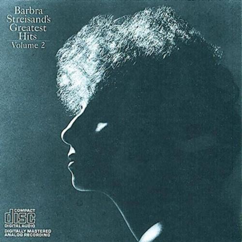 Barbra Streisand - Greatest Hits Vol 2 [CD]