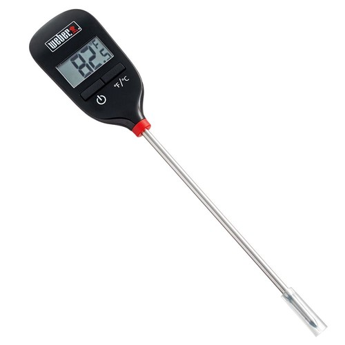Weber Instant-Read Grill Thermometer
