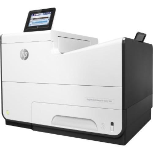 HP Inc. PageWide Enterprise Color 556dn - Printer - color - Duplex - page wide array - A4/Legal - 1200 x 1200 dpi - up to 75 ppm (mono) / up to 75 ppm (color) - capacity: 550 sheets - USB 2.0, Gigabit LAN, USB 2.0 host (G1W46A#BGJ)