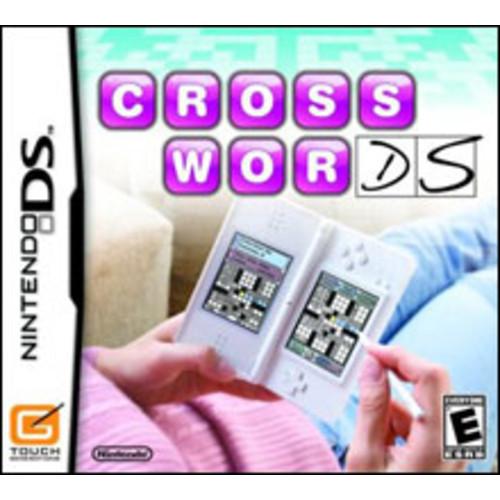 Nintendo of America Crosswords DS [Pre-Owned]