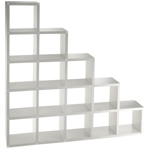 Modular Bookshelf - 15 Shelves