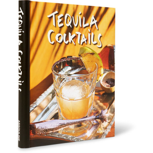 Assouline - Tequila Cocktails Hardcover Book