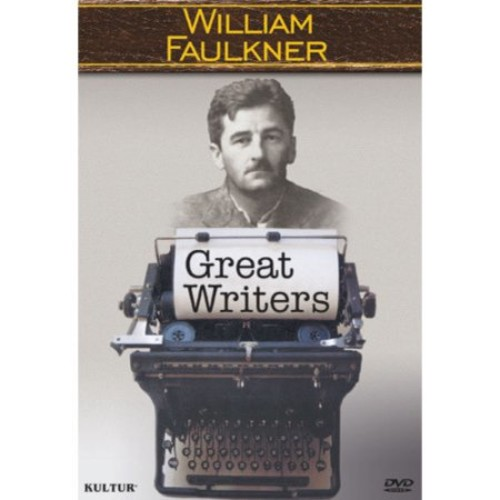 Great Writers: William Faulkner (DVD) (Eng)