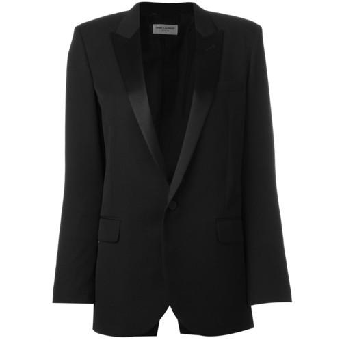 SAINT LAURENT 'Iconic Le Smoking 80'S' Jacket
