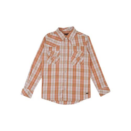 FUN & FUN Checked shirt