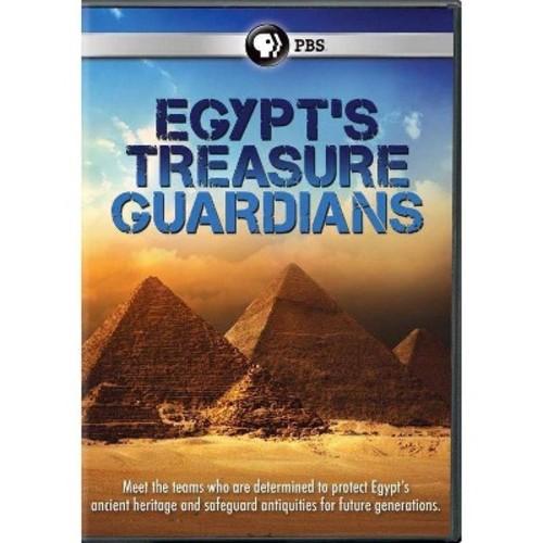 Egypt's Treasure Guardians (DVD)