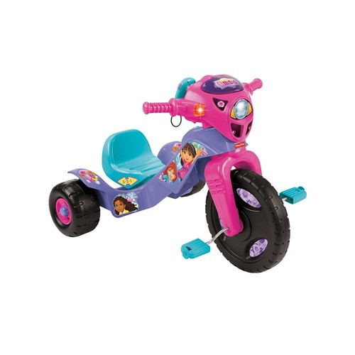 Fisher-Price Nickelodeon Dora and Friends Lights & Sounds Trike