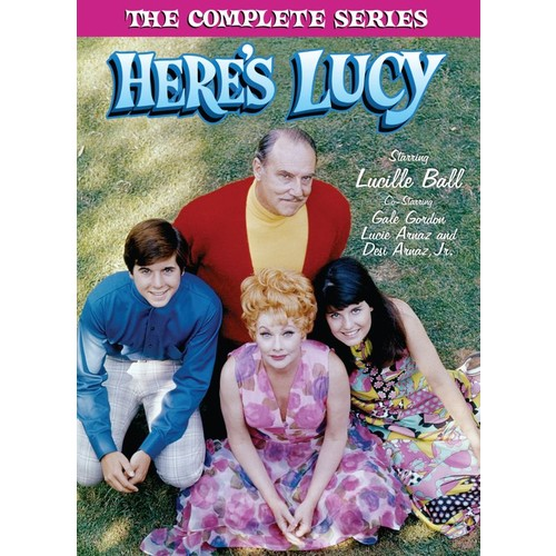Here's Lucy: The Complete Series [24 Discs] [DVD]