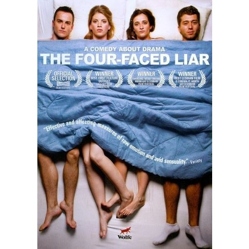 The Four-Faced Liar [DVD] [English] [2009]