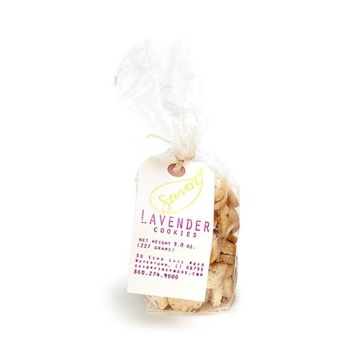 Savor Lavender Cookies