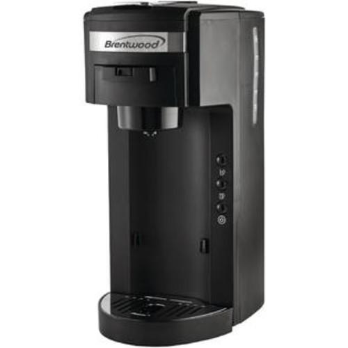 Brentwood Appliances TS-114 Single-Serve Black Coffee Maker
