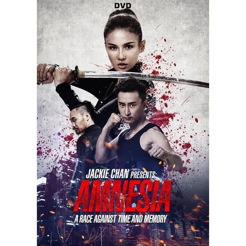 Jackie Chan Presents: Amnesia [DVD] [2015]